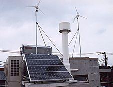 東京都杉並区M邸 非常用電源システム