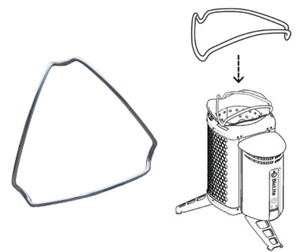 BioLite ゴトクのセット方法